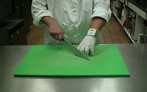 Kitchen essentials - how to hold a knife