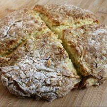 Fresh-made Irish Soda Bread