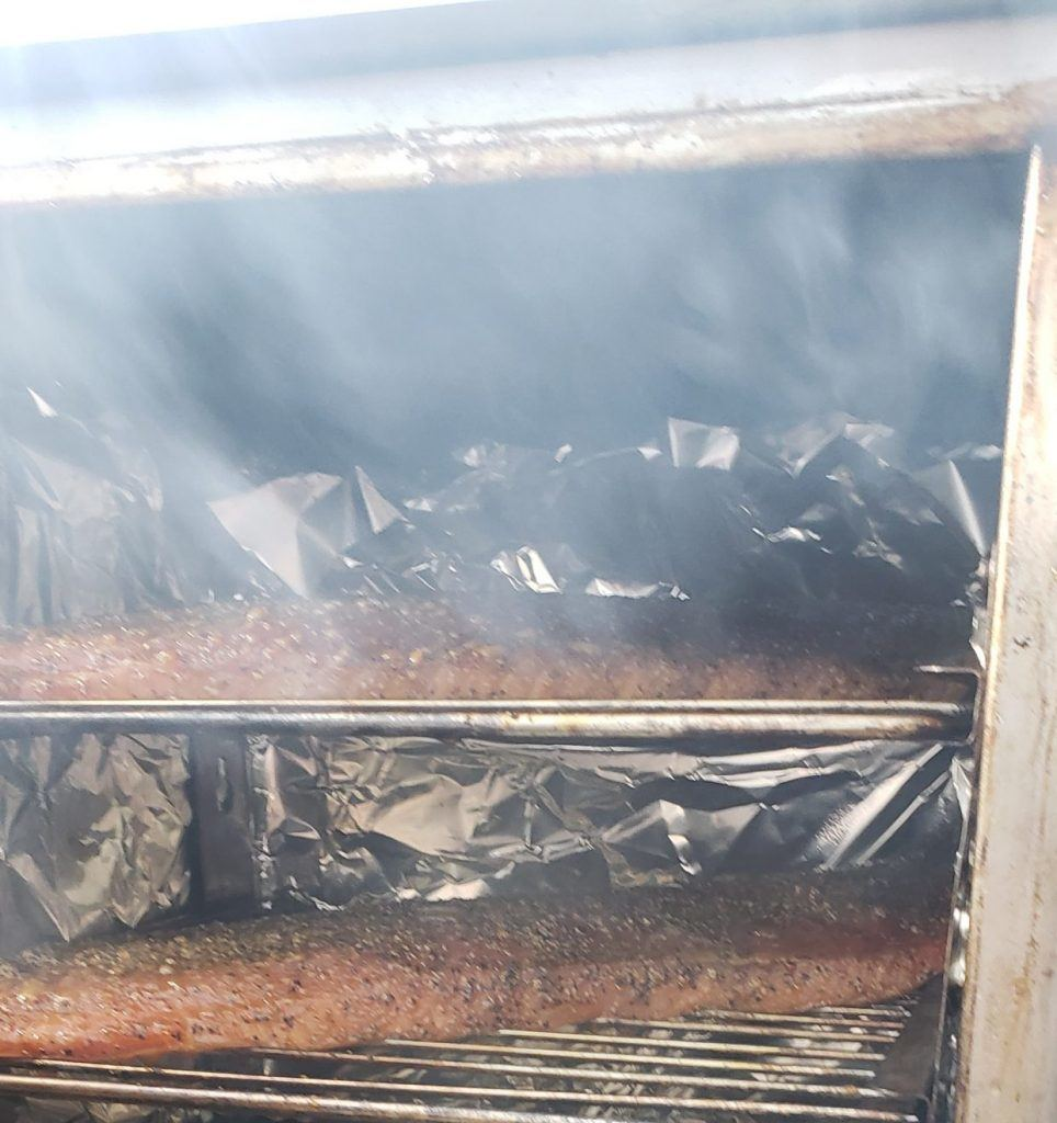 Pastrami Smoked Salmon