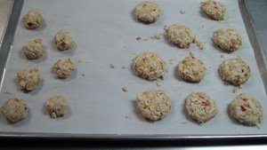 formed crab cakes