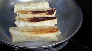 brown burrito