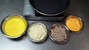 breakfast burrito ingredients hashbrown