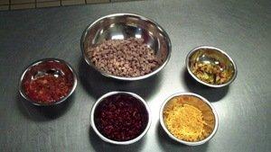 beef burrito ingredients