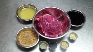 Beef Jerky Ingredients