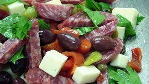 Soppressata Salad 1